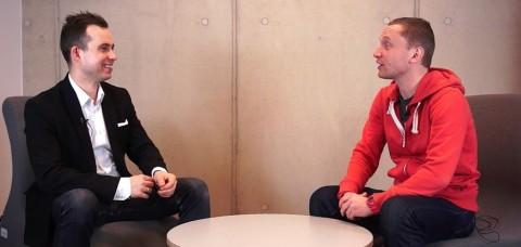 O tym jak Jeż pozwolił zbudować firmę produkującą gry? Tomasz Popow, LIFT-OFF Startup Akcelerator